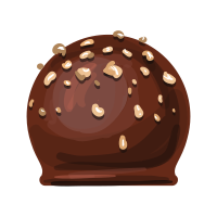 Nutty ball